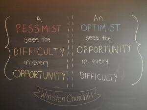 Oportunitat en cada dificultat
